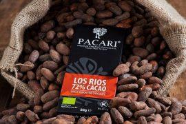 Chocolate orgánico Pacari