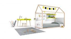 Dormitorio Montessori