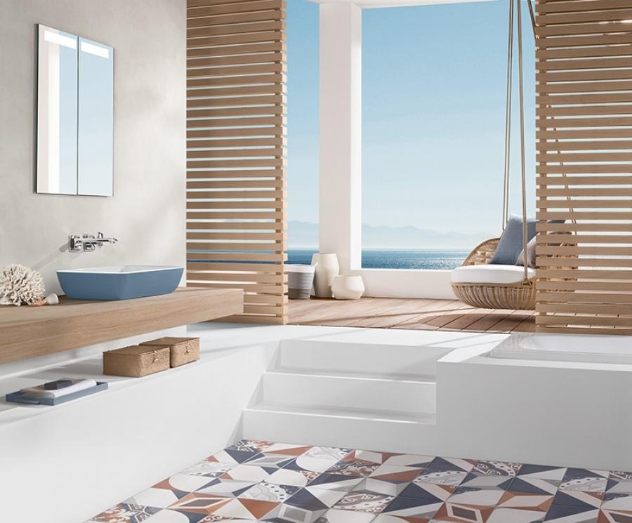 Los baños de Villeroy & Boch son tendencia también este verano