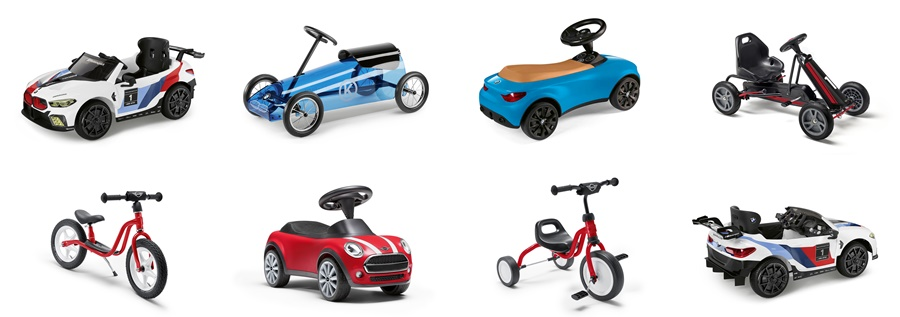 bmw mini vehiculos infantiles
