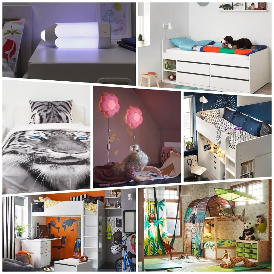 Ideas para renovar los dormitorios infantiles