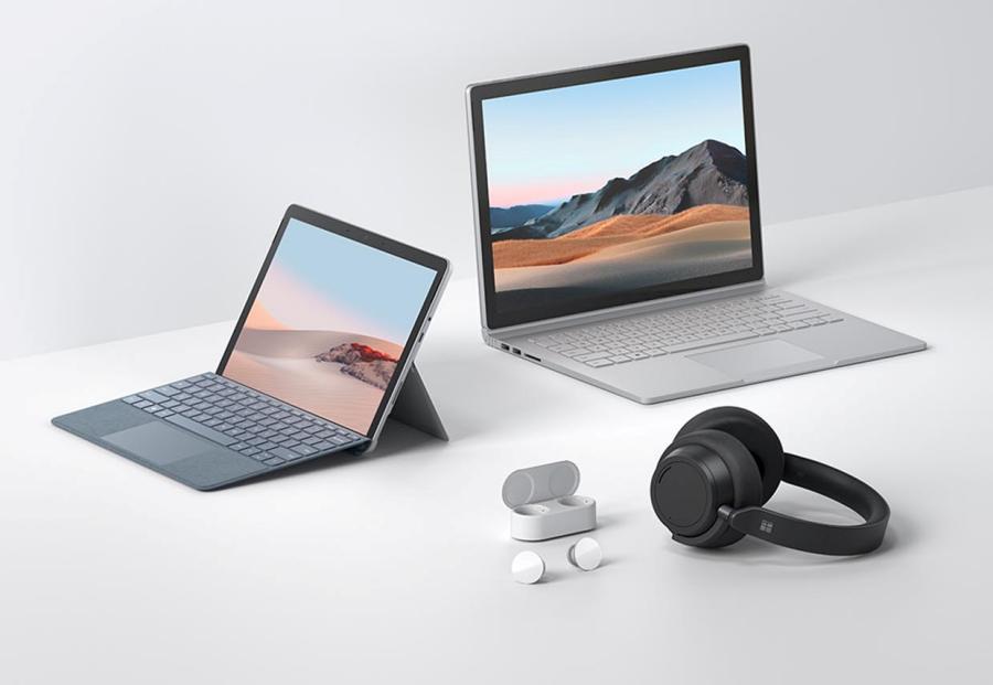 Microsoft da la bienvenida a Surface Go 2, Surface Book 3 y nuevos accesorios