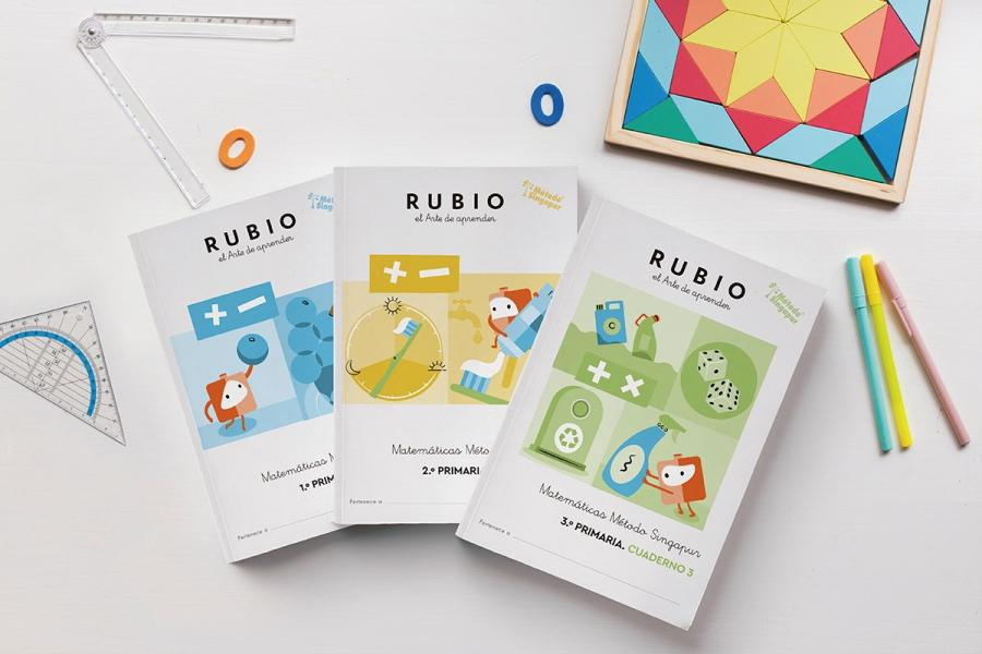 Método Singapur® & RUBIO, las matemáticas que triunfan entre los alumnos en el informe PISA