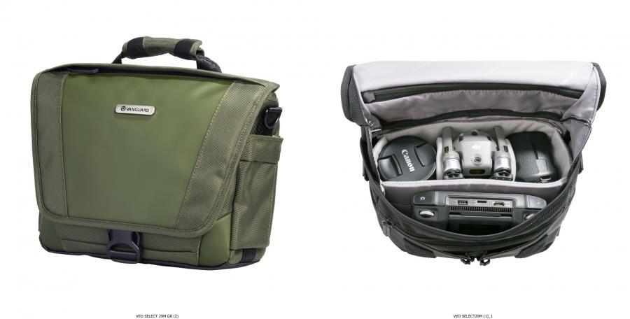 Nuevas bolsas de hombro fotográficas VEO Select.