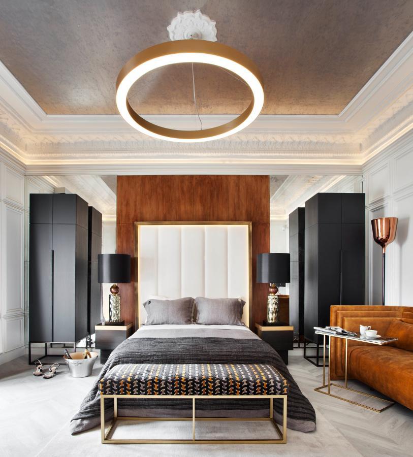 Luxiona Group ilumina los espacios de Mandalay y Valentine en Casa Decor