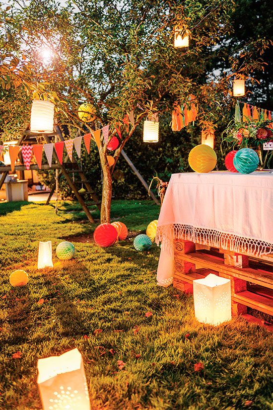 5 consejos para organizar tu propio festival en casa este verano