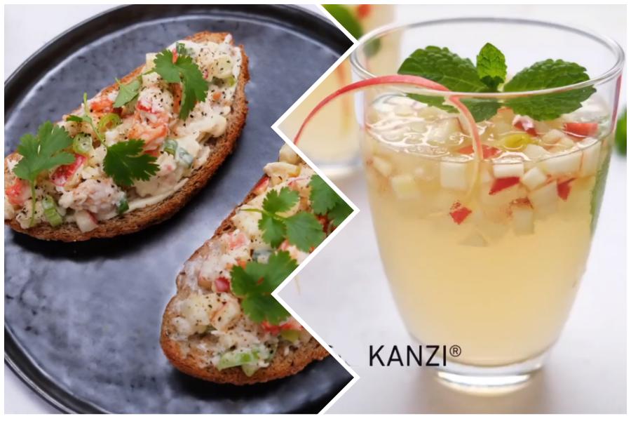 Manzanas Kani, propiedades y recetas
