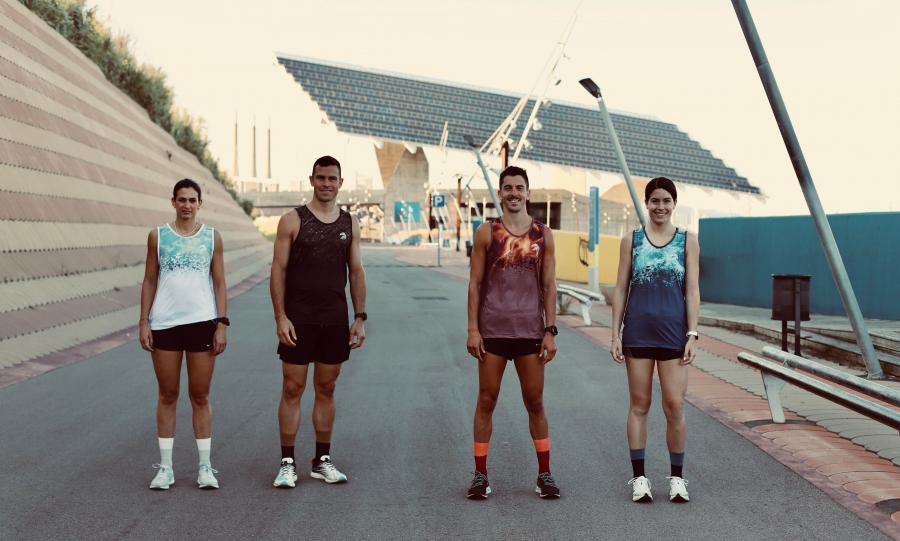 Eaglesocks presenta #Savetheplanet: camisetas de running 100% sostenibles