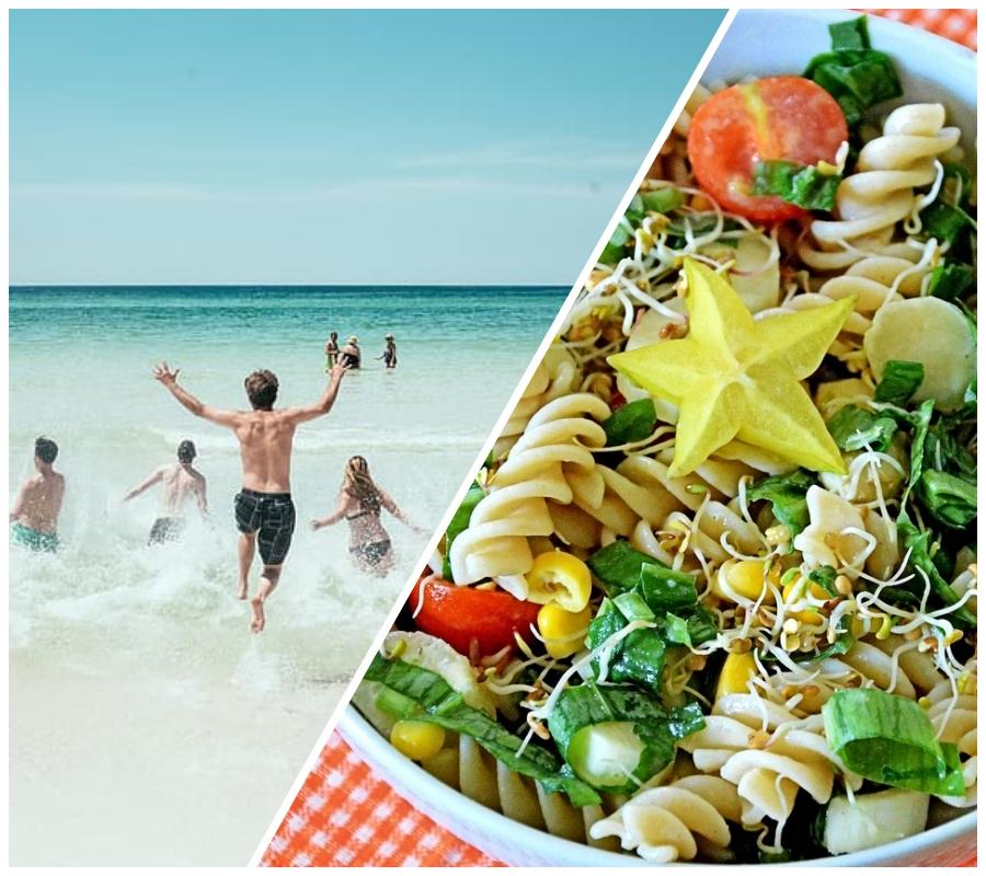 Cómo mantener un estilo de vida saludable este verano