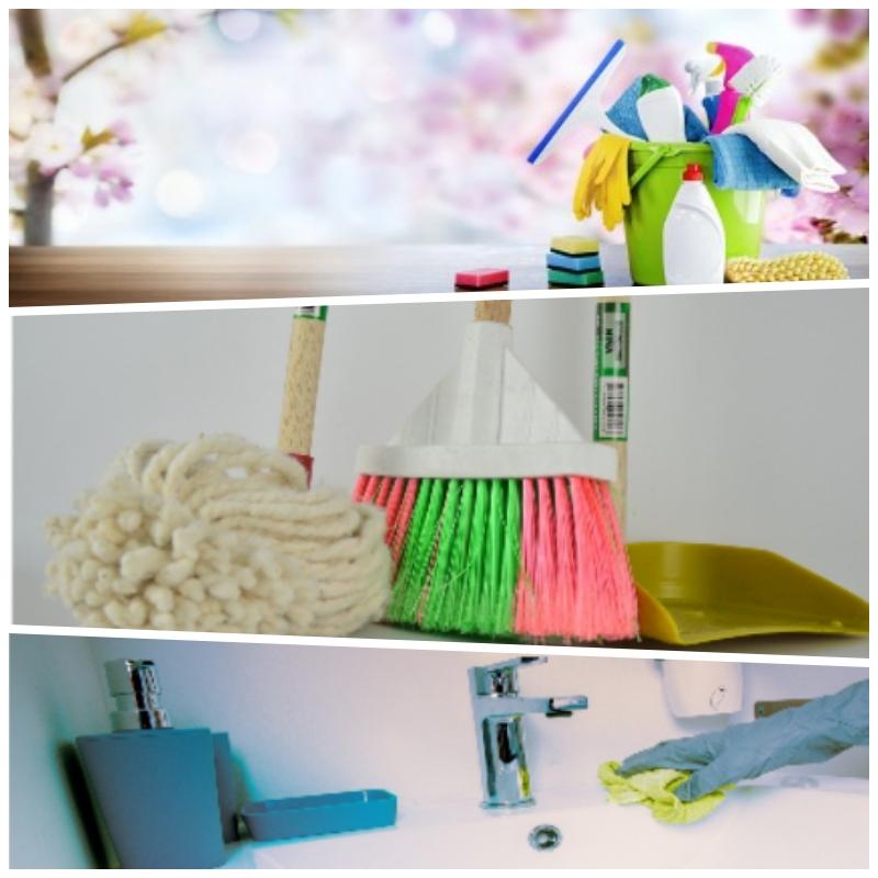 cómo afrontar la limpieza de verano sin morir en el intento