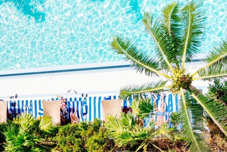 ¿Tiene sentido hacer la rutina facial si se va a ir a la piscina?