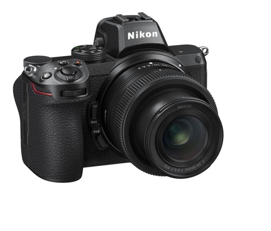 Nikon presenta la Nikon Z 5, el NIKKOR Z 24-50mm f/4-6.3 y dos nuevos teleconversores Z