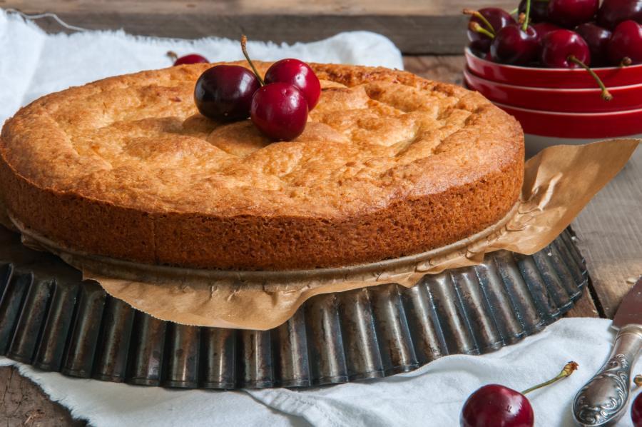 Cómo hacer pastel vasco ligero y sin lactosa