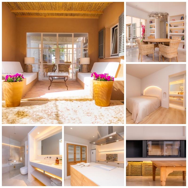 una vivienda sostenible y luminosa al más puro estilo mediterráneo