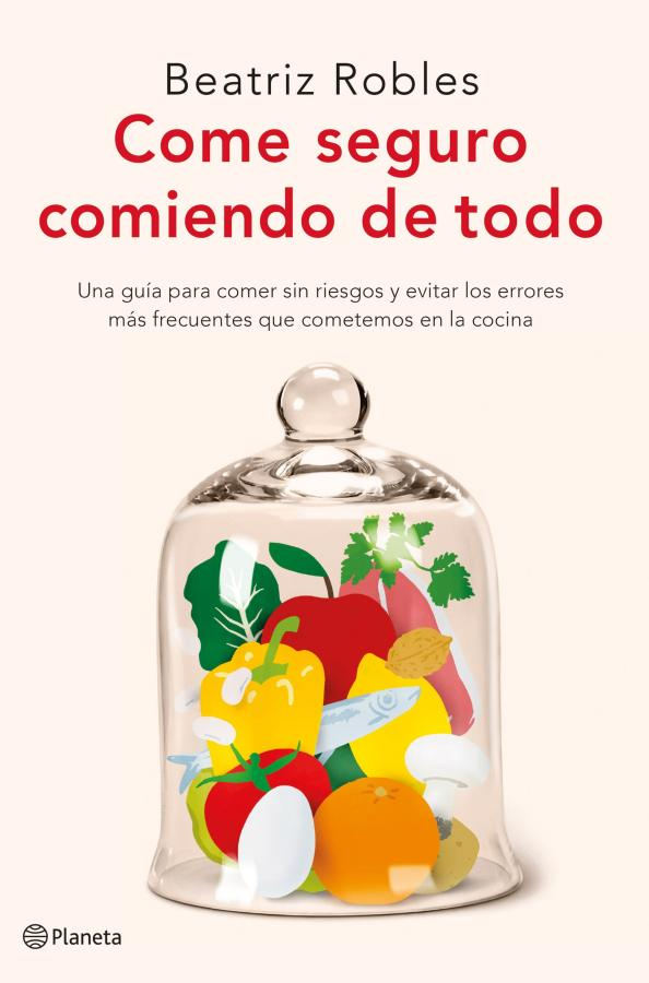 Un libro de la nutricionista Beatriz Robles desmonta los bulos y mitos sobre alimentación en internet