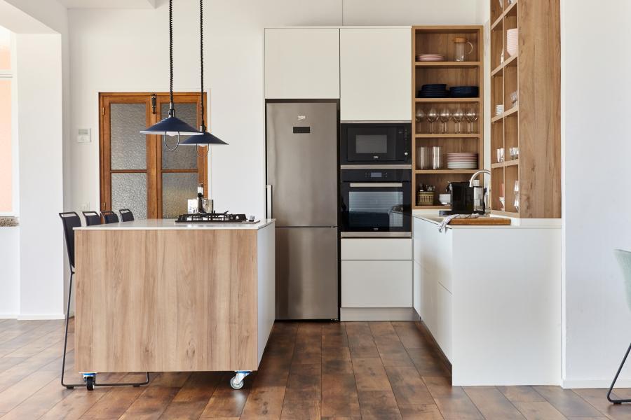 Claves para lograr una cocina de diseño con tus electrodomésticos