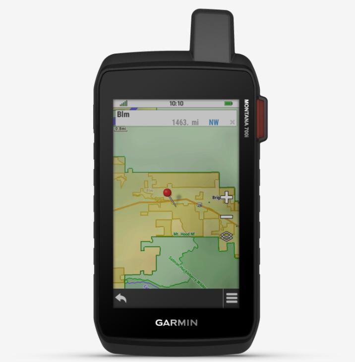 Garmin presenta la nueva serie de dispositivos GPS Montana 700