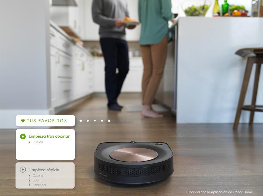 iRobot mejora y personaliza tus experiencias de limpieza gracias a la nueva Tecnología iRobot Genius™ Home Intelligence