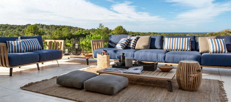 tendencias para este verano en muebles de jardín