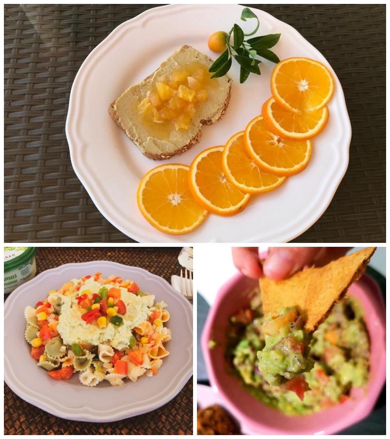 tres recetas ligeras y refrescantes con hummus para combatir el calor del verano