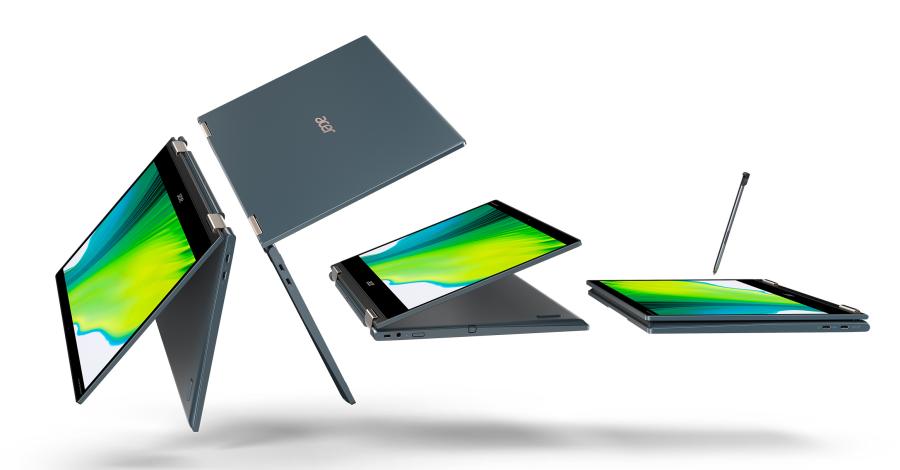 Acer presenta el nuevo Spin 7 gobernado por el chip Qualcomm Snapdragon 8cx Gen 2 5G