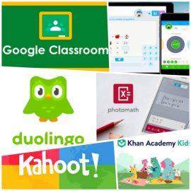 10 apps educativas más utilizadas por los menores españoles