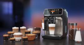 Nueva cafetera espresso Philips Series 5400 con sistema LatteGo!