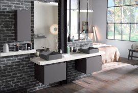 Parallel, la nueva colección de encimeras de Jacob Delafon que personaliza tu baño