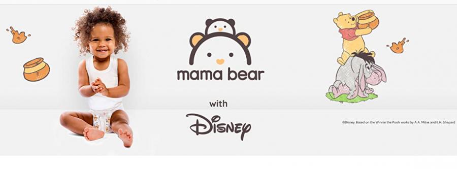 Amazon presenta una nueva colección Mama Bear Disney Collection para el cuidado del bebé