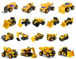 Funrise   Llegan los nuevos vehículos de construcción Cat