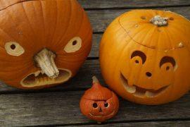 Ideas para celebrar Halloween mientras aprendemos inglés