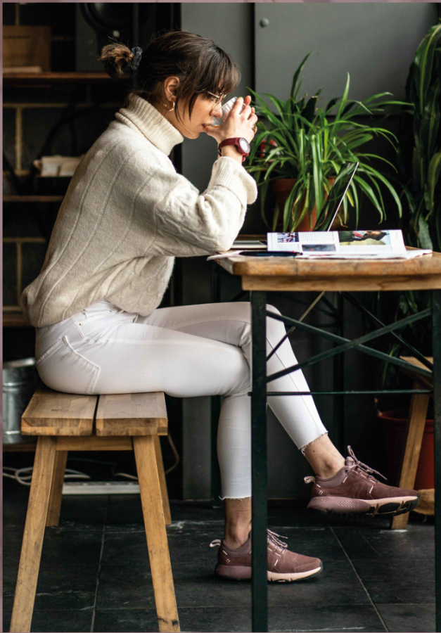 Decathlon: nuevas zapatillas Actiwalk Confort Leather, el aliado perfecto del street style