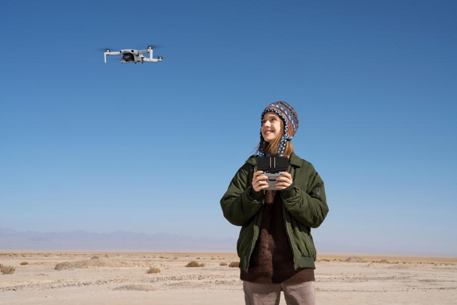 DJI lanza el dron DJI Mini 2