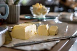 Cómo hacer mantequilla sin lactosa en casa