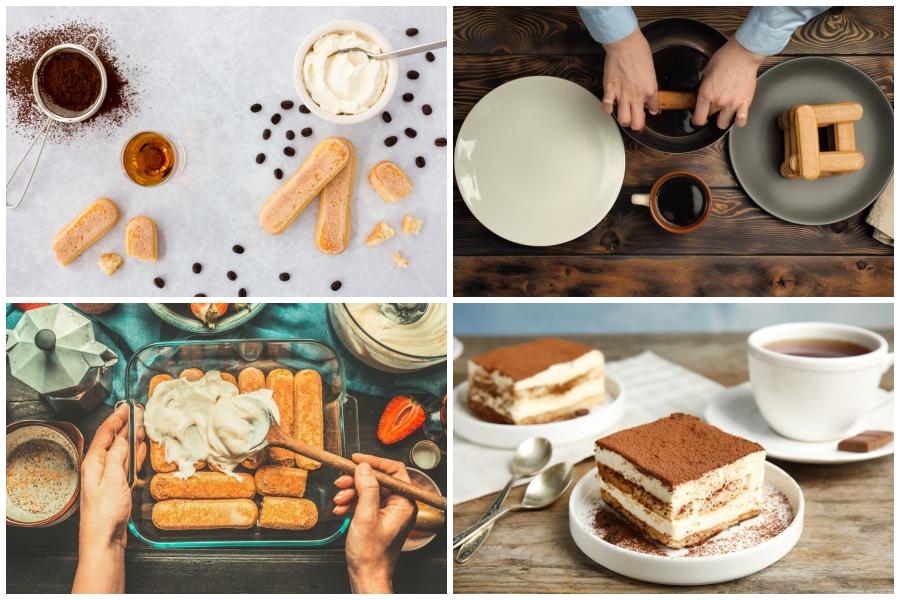 Receta de tiramisú sin lactosa para celebrar el Día Internacional del Café