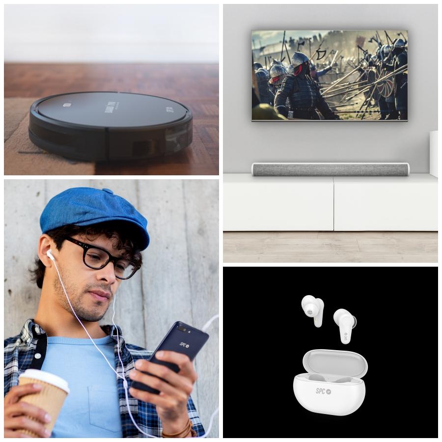 4 regalos tecnológicos