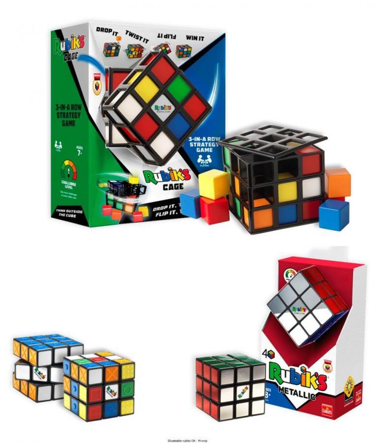 Rubik's presenta Metallic, un cubo edición limitada para conmemorar su 40º aniversario