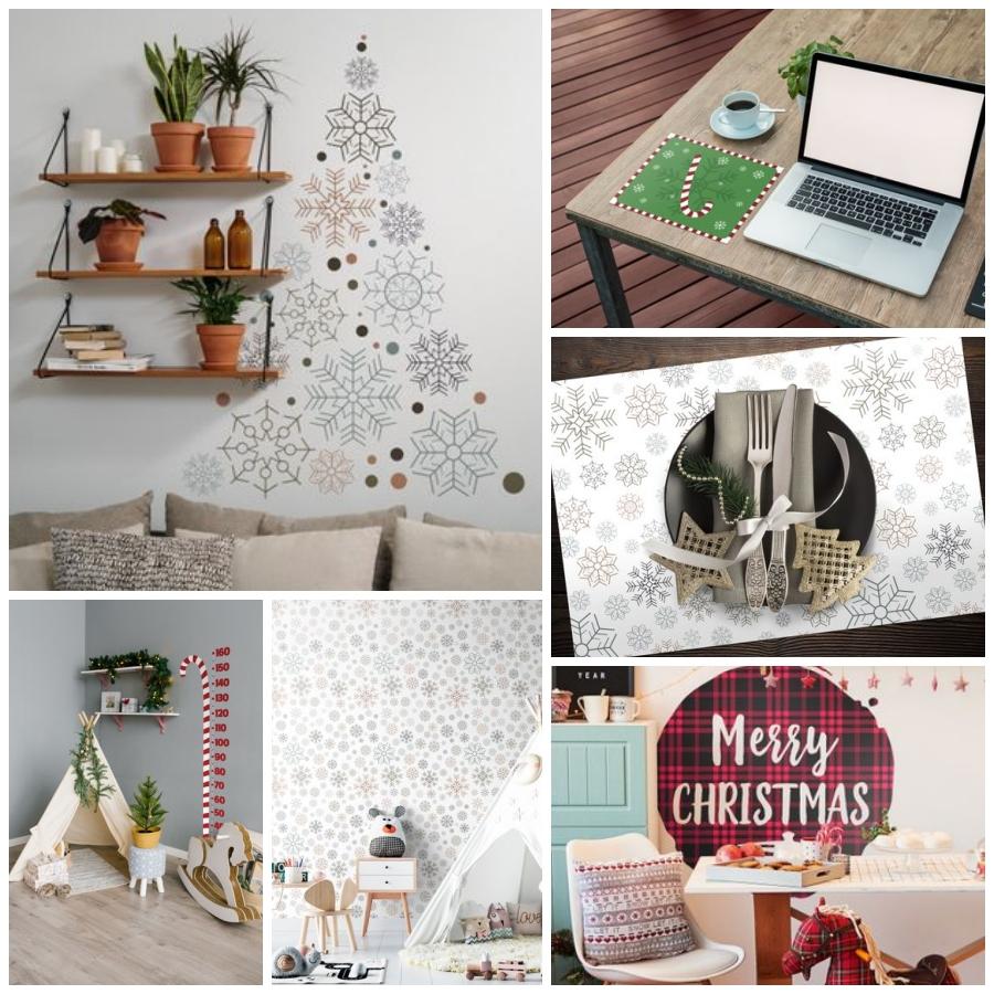 Una Navidad a medida, crea y personaliza fácilmente tu propia Navidad
