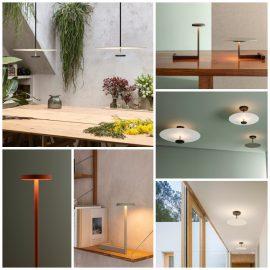 Capas de luz: Flat de Ichiro Iwasaki