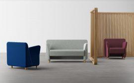 Wiz, el sofá modular de Ximo Roca Diseño capaz de adaptarse a las premisas de la nueva normalidad