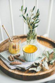 Golden Milk sin lactosa: la bebida para un invierno ligero