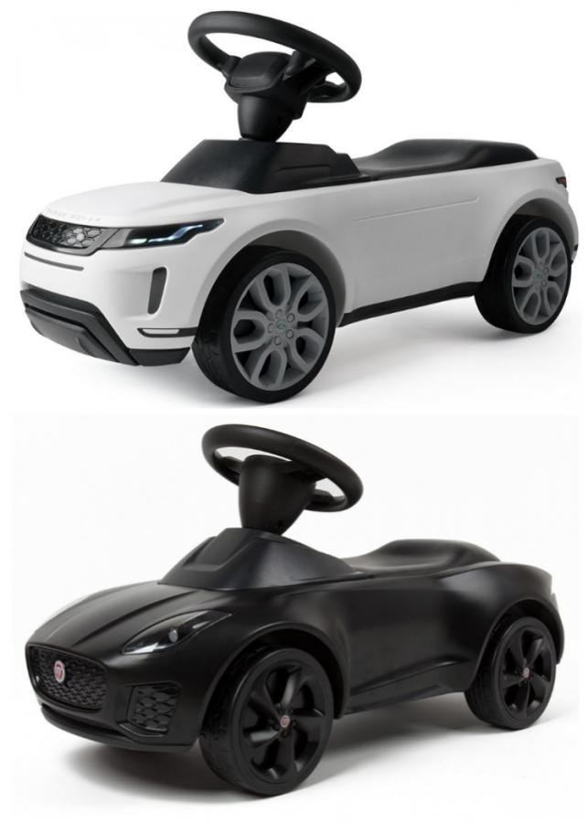 Jaguar Land Rover para los más pequeños de la casa