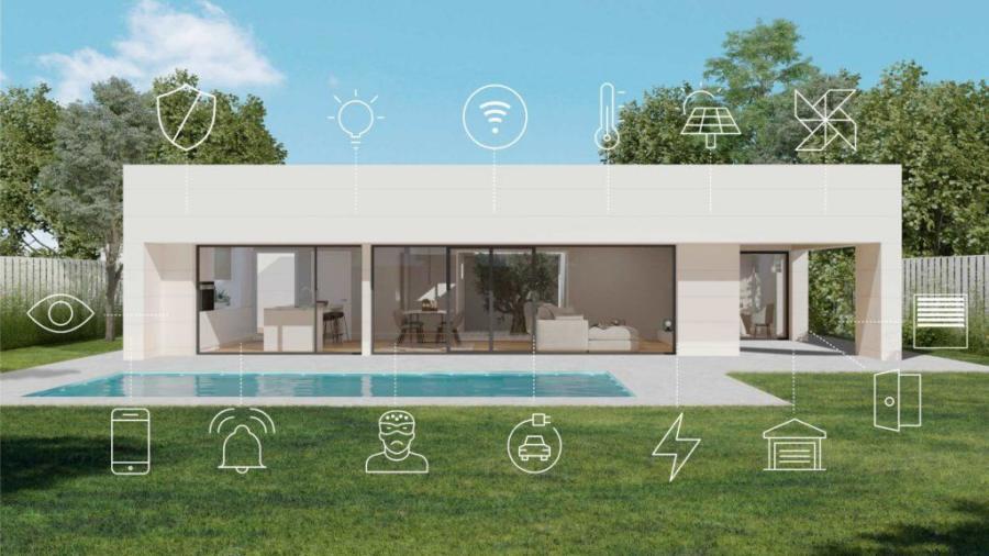 La casa autosuficiente que no gasta energía llega a España