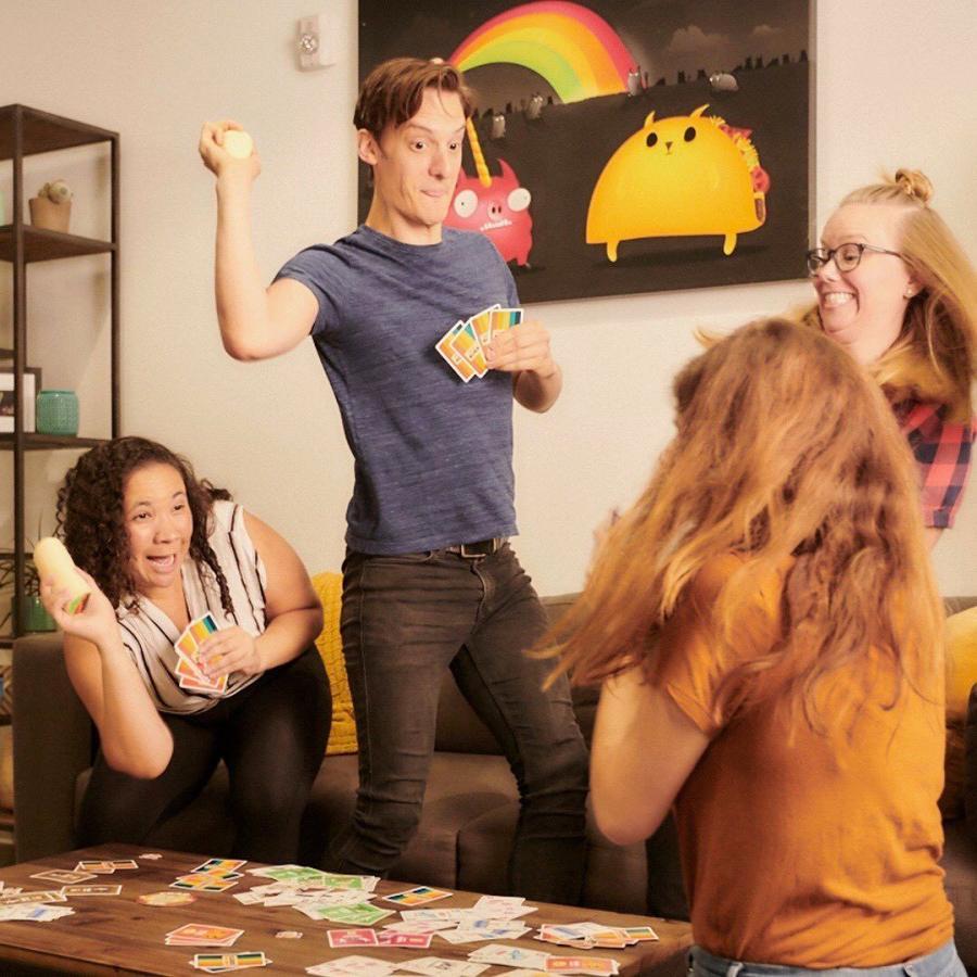 Throw Burrito y El Resplandor, dos nuevos juegos ideales