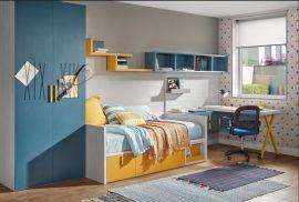 _5 muebles para optimizar las habitaciones de los más pequeños