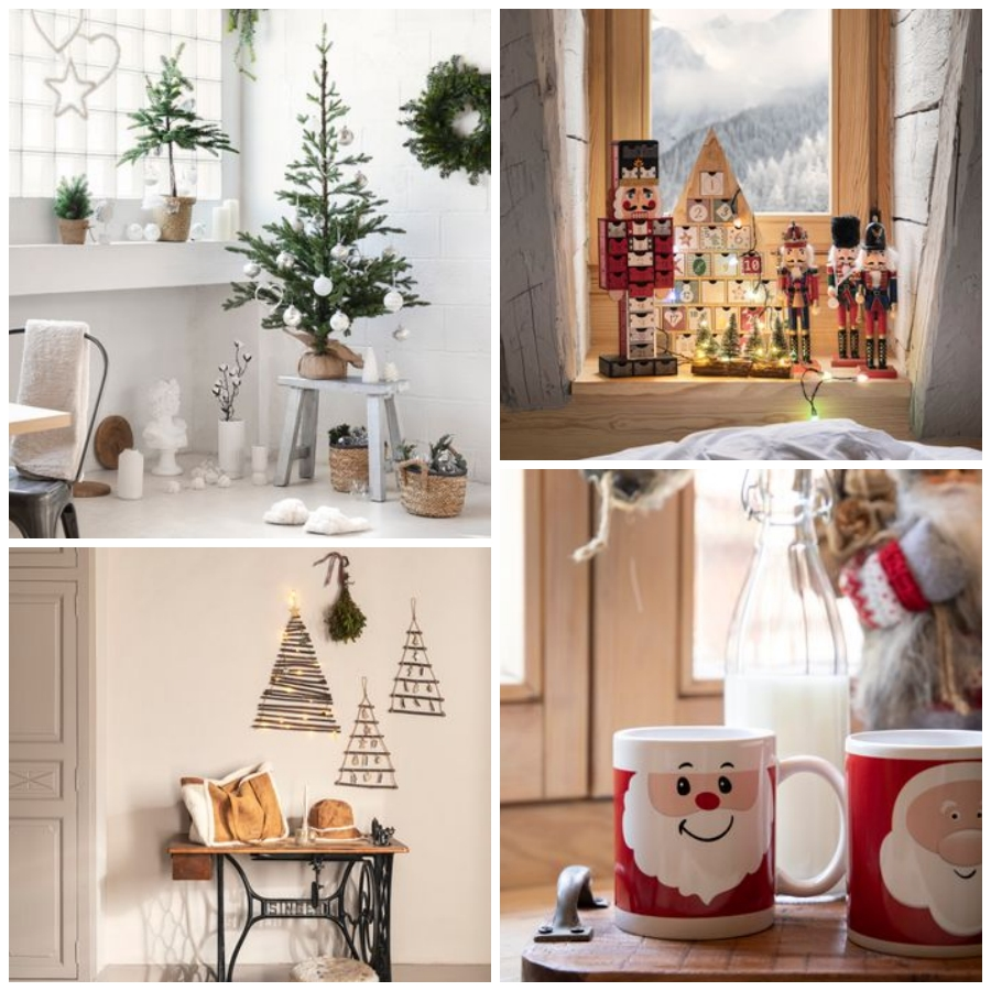 Heritage. Navidad en verde, rojo y dorado ¿hay algo más tradicional?