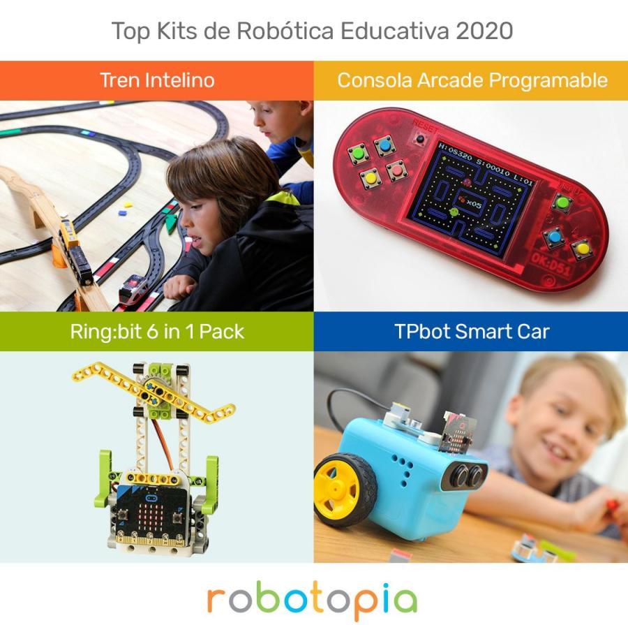 Los robots educativos STEAM más recomendados para regalar este 2020