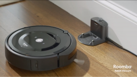 Robot aspirador Roomba e5