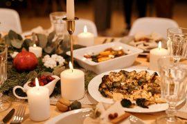 Cómo podemos conservar las sobras de comidas navideñas?