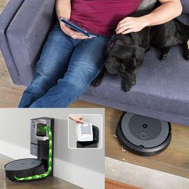 _iRobot presenta Roomba® i3+, una nueva propuesta que amplía la gama de robots aspiradores inteligentes con autovaciado en España